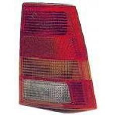 фонарь задний внешний л+п (комплект) тюнинг (5 дв) кроме (универсал) полностью бел для OPEL KADETT с 1984 по 1991