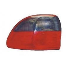 фонарь задний внешний левый (седан) красн-тонированный для OPEL OMEGA B с 1994 по 1999