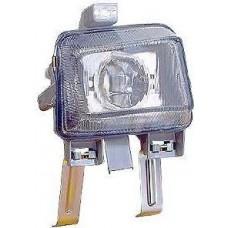 указатель поворота угловой л+п (комплект) тюнинг хрустал внутри хром для OPEL ASTRA с 1992 по 1997