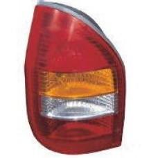 фонарь задний внешний правый ук.повор желтый для OPEL ZAFIRA с 1999 по 2004