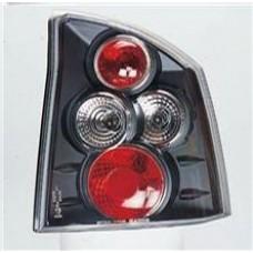 фонарь задний внешний л+п (комплект) тюнинг (седан) прозрач (lexus тип) (sonar) внутри черный для OPEL VECTRA C с 2002 и далее