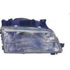 фара правая одноламп для PEUGEOT 405 с 1987 по 1995
