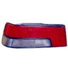фонарь задний внешний левый красн-бел для PEUGEOT 405 с 1987 по 1991