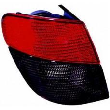 фонарь задний внешний левый (универсал) для PEUGEOT 406 с 1996 по 1998