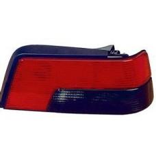 фонарь задний внешний правый красн-бел для PEUGEOT 405 с 1987 по 1991
