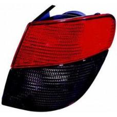 фонарь задний внешний правый (универсал) для PEUGEOT 406 с 1996 по 1998