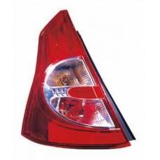 фонарь задний внешний левый для RENAULT SANDERO с 2008 и далее