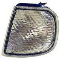 указатель поворота угловой левый бел для SEAT IBIZA с 1993 по 1996
