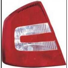 фонарь задний внешний левый (depo) для SKODA OCTAVIA с 2005 и далее