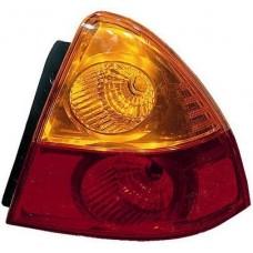 фонарь задний внешний правый (седан) красн-желтый для SUZUKI LIANA с 2002 и далее