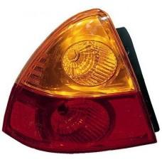 фонарь задний внешний левый (седан) красн-желтый для SUZUKI LIANA с 2002 и далее