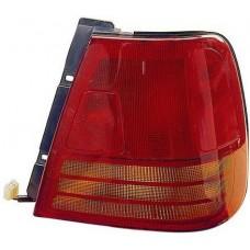 фонарь задний внешний правый (седан) красн-желтый для SUZUKI SWIFT с 1989 по 2001