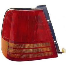 фонарь задний внешний левый (седан) красн-желтый для SUZUKI SWIFT с 1989 по 2001