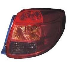 фонарь задний внешний правый (5 дв) для SUZUKI SX-4 с 2006 и далее