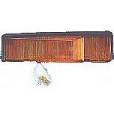 повторитель поворота в крыло правый желтый для SUZUKI SIDEKICK с 1988 по 1998