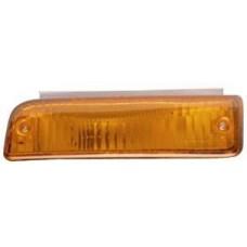 указатель поворота нижний правый в бампер желтый для TOYOTA CARINA II AT171 с 1988 по 1991