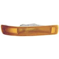 указатель поворота нижний левый в бампер желтый для TOYOTA CAMRY V10 с 1992 по 1996