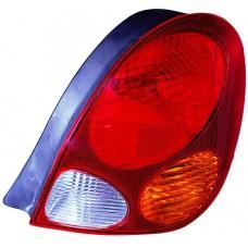фонарь задний внешний правый (5 дв) для TOYOTA COROLLA 110 LHD с 1997 по 2000