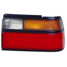 фонарь задний внешний правый (4 дв) с молдингом хром для TOYOTA COROLLA 90 RHD с 1988 по 1991