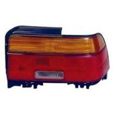 фонарь задний внешний л+п (комплект) (5 дв) (lexus тип) внутри хром для TOYOTA COROLLA EE101 с 1992 по 1997