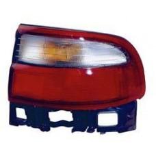 указатель поворота угловой левый бел-желтый для TOYOTA CORONA с 1992 по 1996