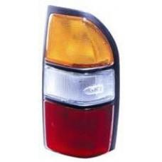 фонарь задний внешний правый трехцветн для TOYOTA LANDCRUISER PRADO 90 с 1996 по 1999