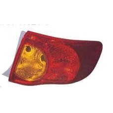 фонарь задний внешний правый (седан) для TOYOTA COROLLA E150 с 2006 и далее