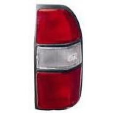 фонарь задний внешний правый красн-бел для TOYOTA LANDCRUISER PRADO 90 с 1996 по 1999