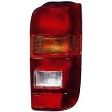фонарь задний внешний левый красн-желтый для TOYOTA HI-ACE с 1989 по 1993