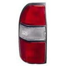 фонарь задний внешний левый красн-бел для TOYOTA LANDCRUISER PRADO 90 с 1996 по 1999