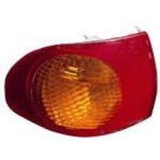 фонарь задний внешний левый (4 дв) для TOYOTA COROLLA 110 LHD с 1997 по 2000
