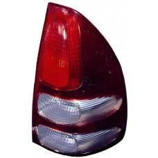 фонарь задний внешний л+п (комплект) тюнинг хрустал с диод стоп сигнал для TOYOTA LANDCRUISER PRADO 120 с 2003 и далее