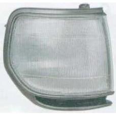 указатель поворота угловой л+п (комплект) (depo) тюнинг прозрач хрустал с молдингом хром для TOYOTA LANDCRUISER 80 с 1990 по 1997