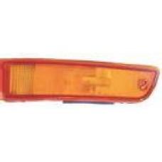 указатель поворота нижний правый в бампер внешний (usa) желтый для TOYOTA CAMRY V10 с 1992 по 1994