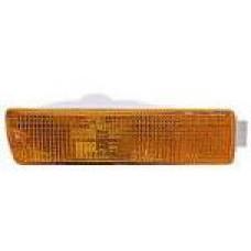 указатель поворота нижний левый в бампер желтый для VOLKSWAGEN GOLF II с 1990 по 1992