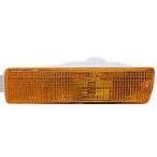 указатель поворота нижний правый в бампер желтый для VOLKSWAGEN GOLF II с 1990 по 1992