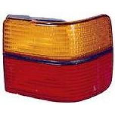 фонарь задний внешний правый желтый для VOLKSWAGEN VENTO с 1992 по 1998
