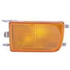указатель поворота нижний левый в бампер желтый для VOLKSWAGEN GOLF III с 1992 по 1997