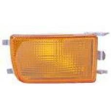 указатель поворота нижний правый в бампер желтый для VOLKSWAGEN GOLF III с 1992 по 1997