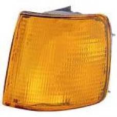 указатель поворота угловой левый (depo) желтый для VOLKSWAGEN PASSAT B3 с 1988 по 1993