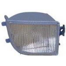 указатель поворота нижний правый в бампер (depo) для VOLKSWAGEN PASSAT B4 с 1993 по 1996