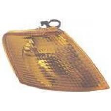 указатель поворота угловой правый желтый для VOLKSWAGEN PASSAT B5 с 1997 по 2000