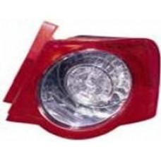 фонарь задний внешний правый с диод для VOLKSWAGEN PASSAT B6 с 2005 по 2009