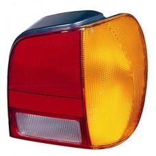 фонарь задний внешний правый трехцветн для VOLKSWAGEN POLO ХЭТЧБЭК с 1995 по 1999