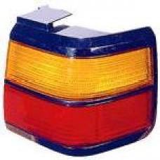 указатель поворота угловой левый желтый для VOLKSWAGEN PASSAT B3 с 1988 по 1993