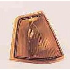 указатель поворота угловой правый желтый для VOLVO 440 с 1986 по 1993