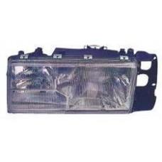 стекло фары правое с уплотнит для VOLVO 940 с 1991 по 1994