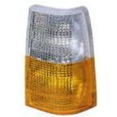 указатель поворота угловой правый бел-желтый для VOLVO 740 с 1984 по 1989
